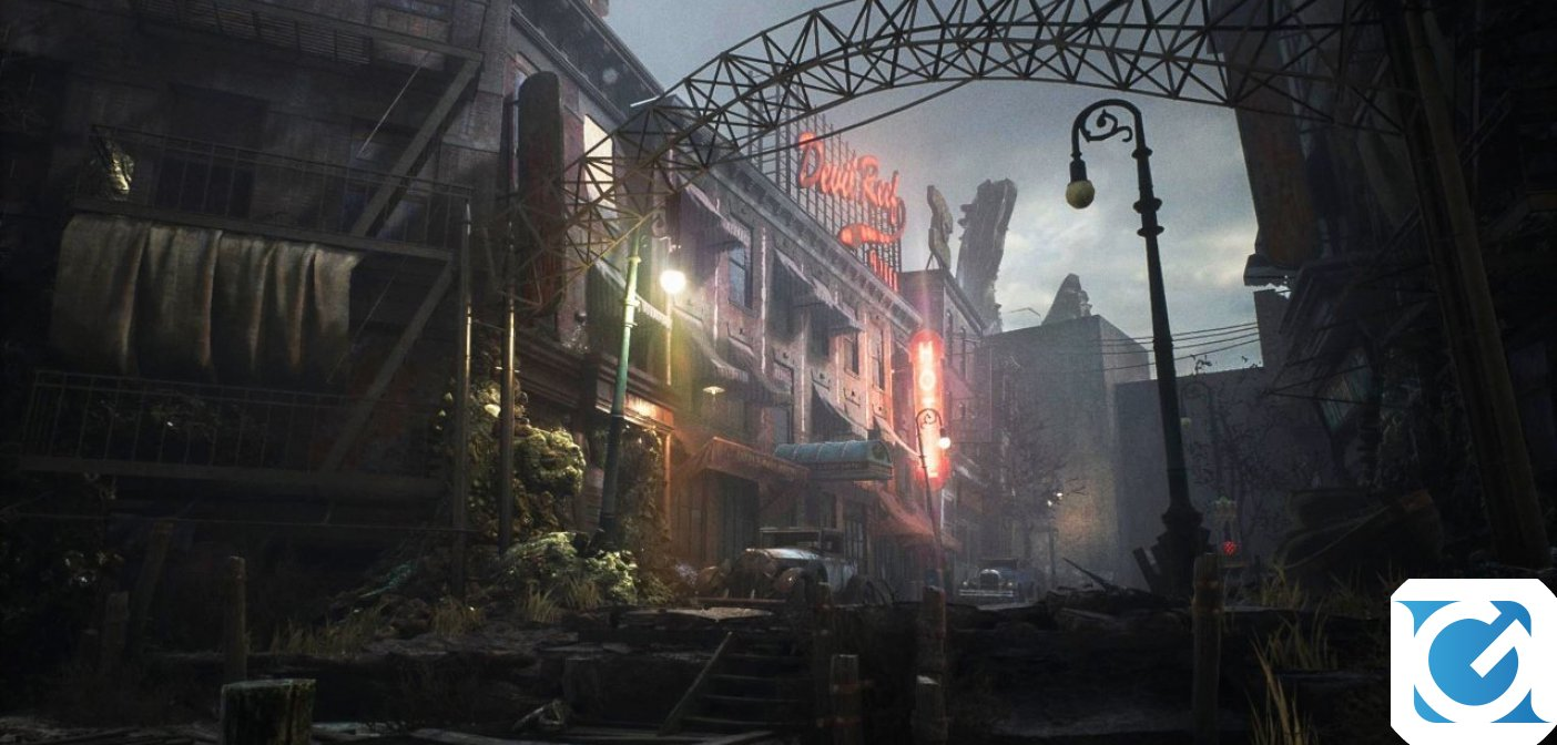 The Sinking City si mostra in un nuovo trailer