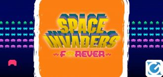 The Space Invaders Forever Collection arriva a dicembre su Playstation 4 e Nintendo Switch