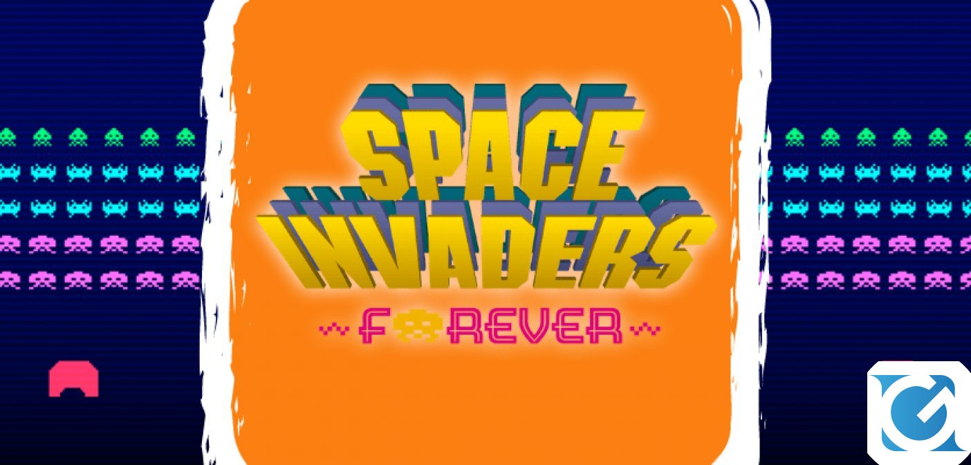 The Space Invaders Forever Collection