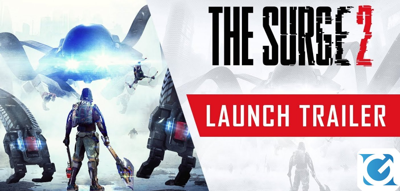 The Surge 2 è finalmente disponibile