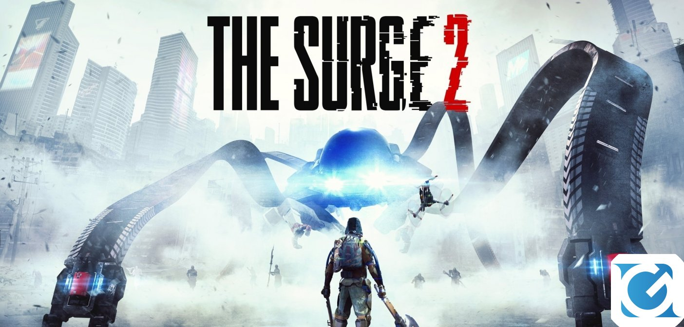 E3 2019: The Surge 2 si mostra in un nuovo trailer