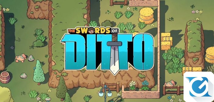 The Sowrd Of Ditto incontra Locoroco