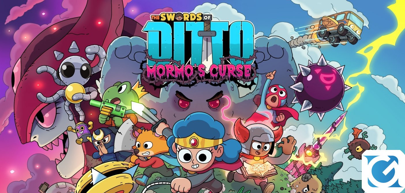 The Swords of Ditto: Mormo's Curse arriva su Switch il 2 maggio