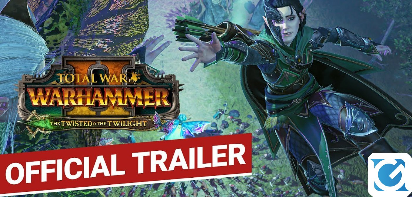 The Twisted & The Twilight arriva su Total War: Warhammer II il 3 dicembre