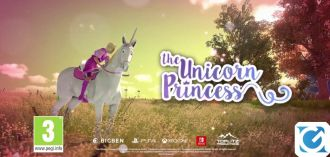 The Unicorn Princess è disponibile per XBOX One, PS 4 e Switch