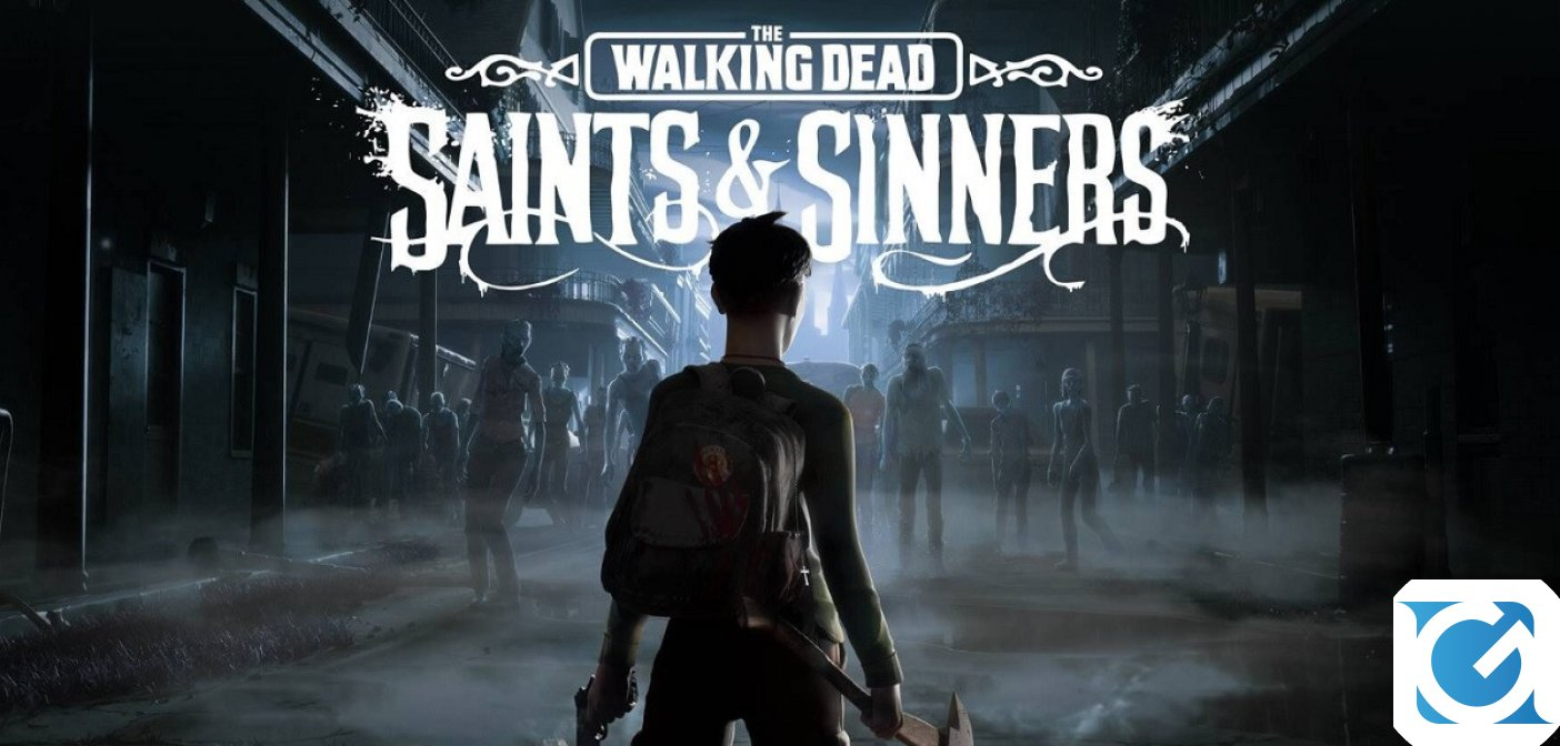 The Walking Dead: Saints & Sinners è finalmente disponibile!