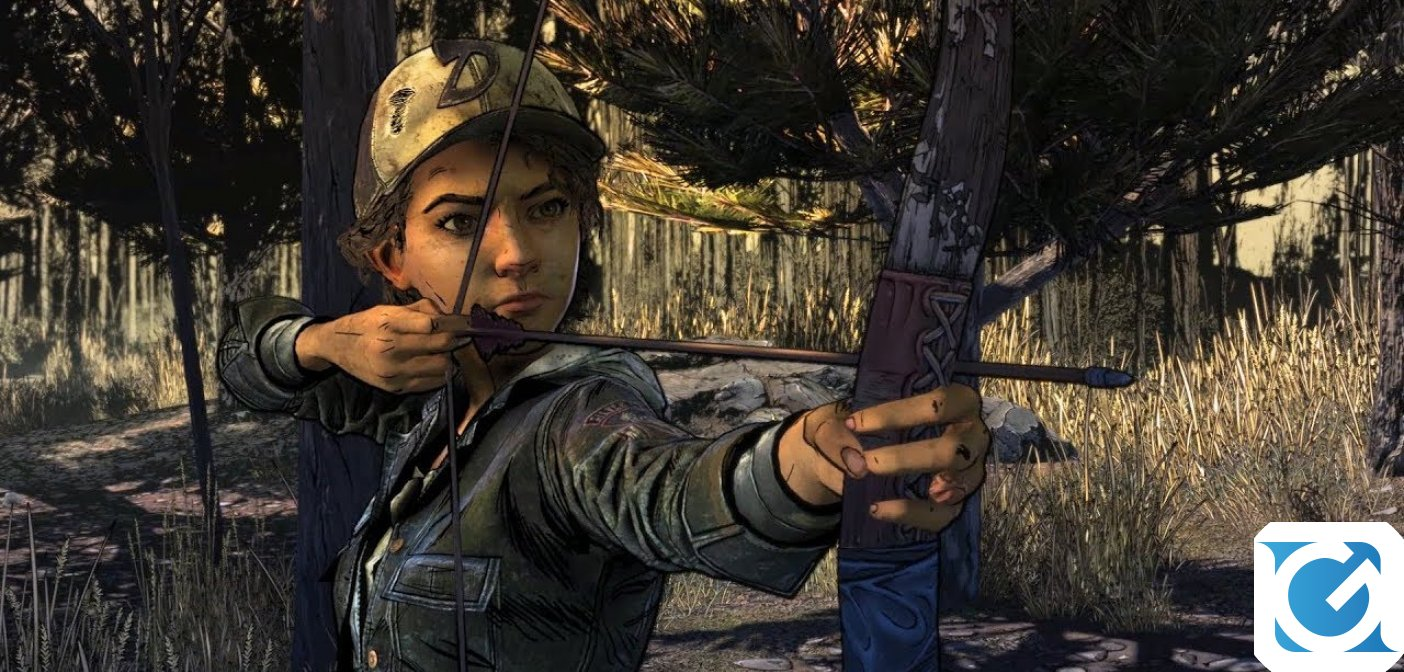 Il secondo episodio di The Walking Dead: The Final Season uscira' il 25 settembre