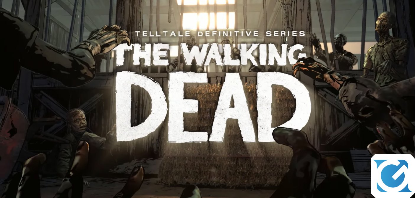 The Walking Dead: The Telltale Definitive Series è disponibile per XBOX One e PS 4