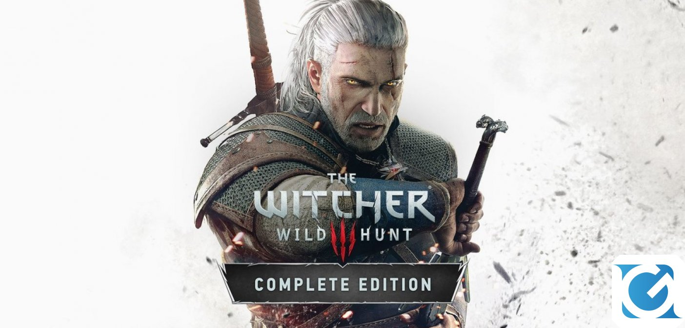 E3 2019: The Witcher 3: Wild Hunt Complete Edition arriva su Switch quest'anno