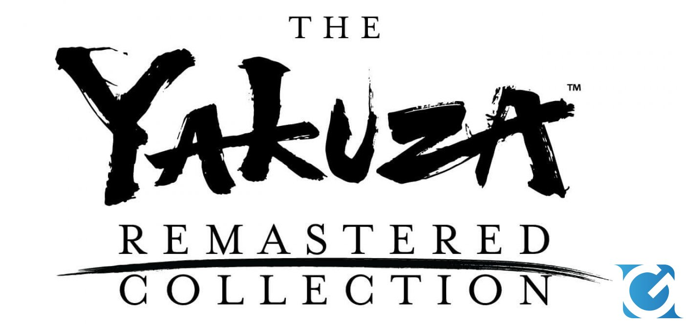 The Yakuza Remastered Collection è disponibile per PS4