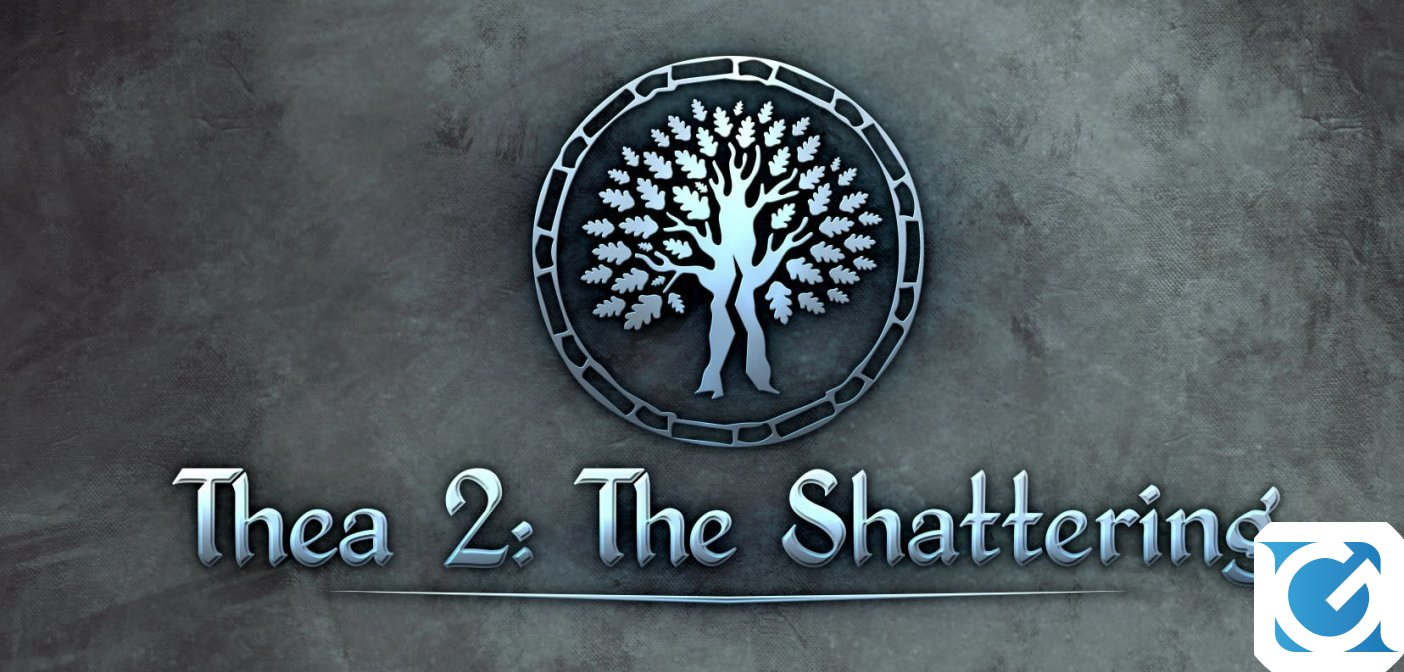 Thea 2: The Shattering debutta in Early Access su Steam