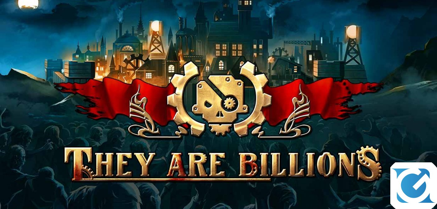 They Are Billions arriva su XBOX One e Playstation 4