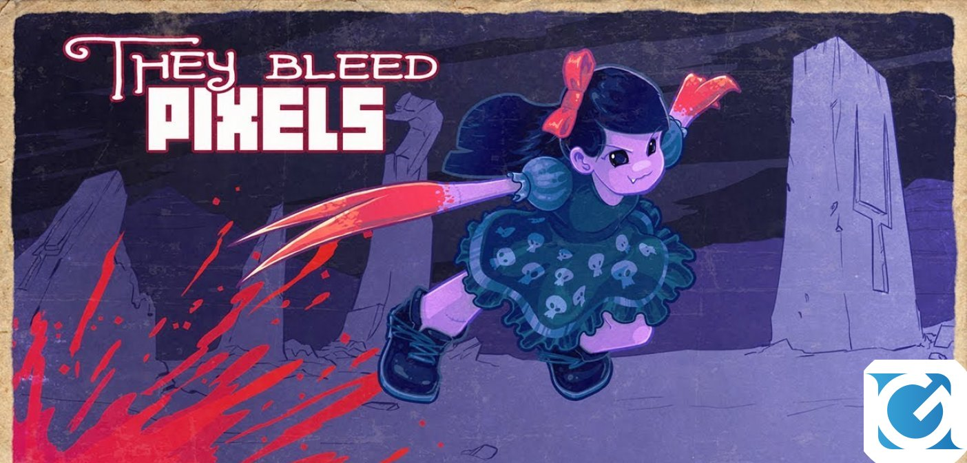 They Bleed Pixels ha una data d'uscita su Switch