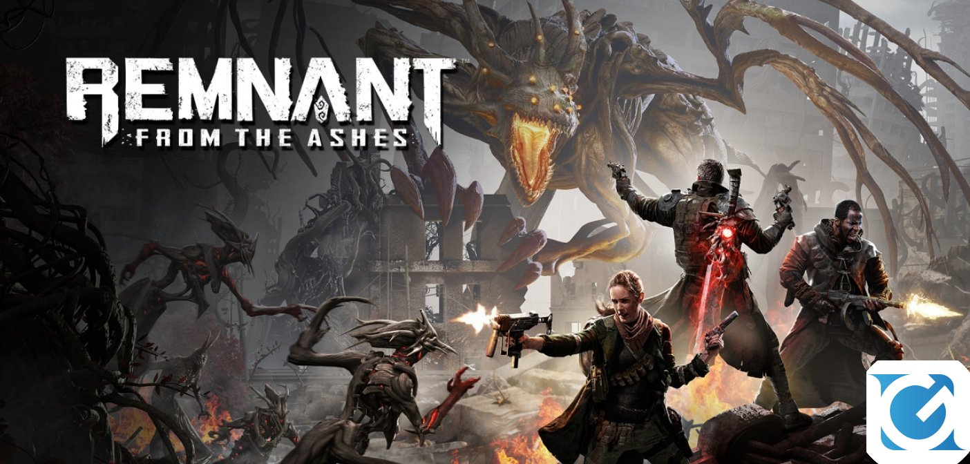 THQ Nordic distribuirà la versione fisica di Remnant: From the Ashes