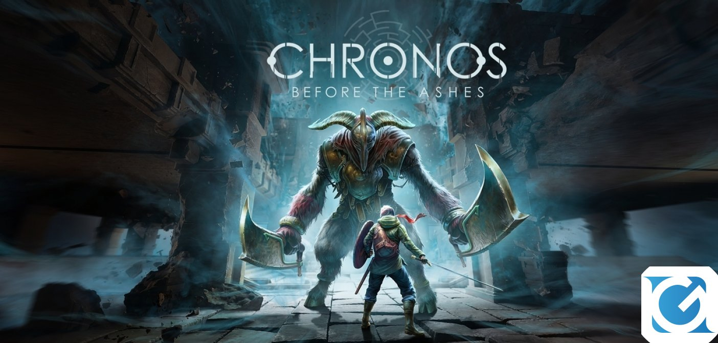 THQ Nordic ha annunciato Chronos: Before the Ashes