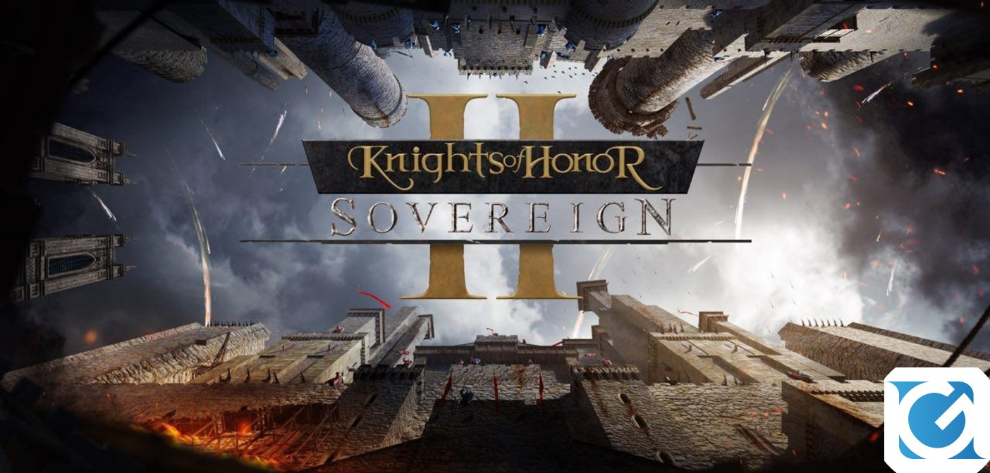 THQ Nordic ha annunciato Knights of Honor II: Sovereign