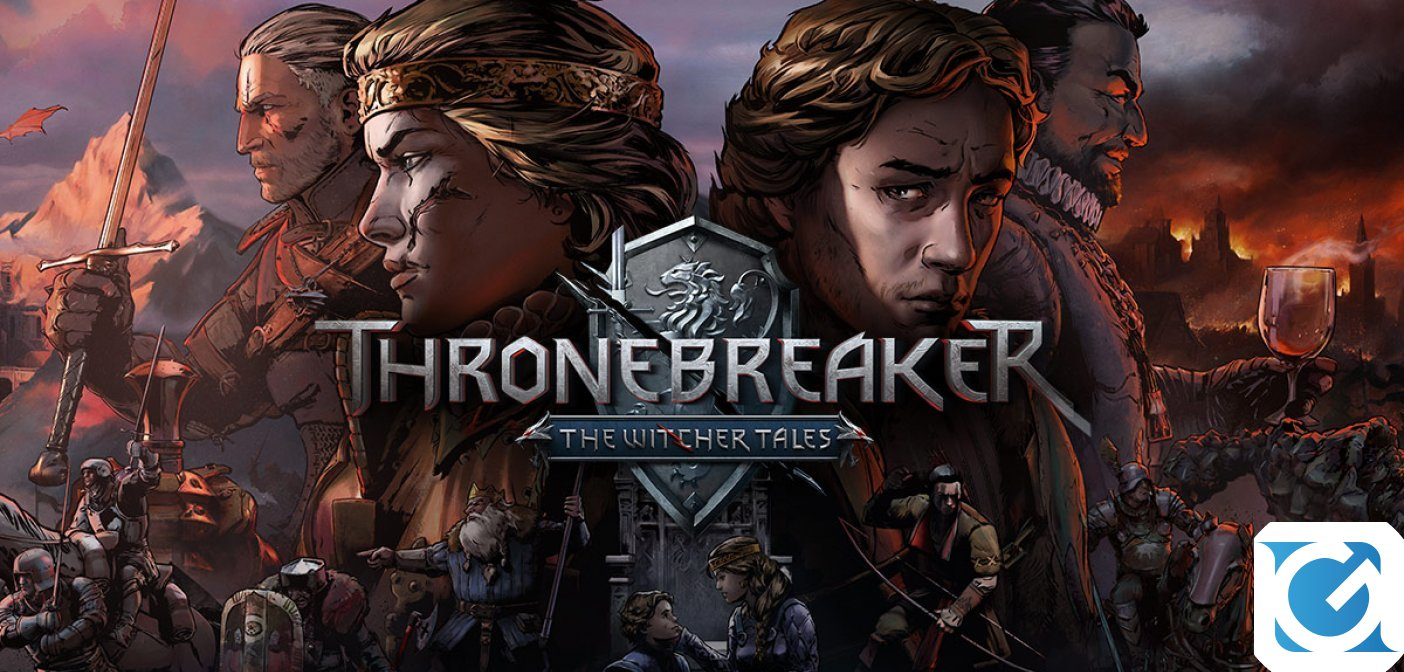 Thronebreaker: The Witcher Tales è disponibile su PC