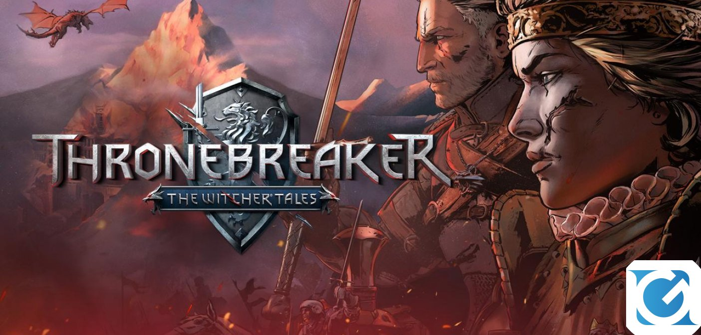Recensione Thronebreaker: The Witcher Tales per Nintendo Switch - Di nuovo nei panni di Meva