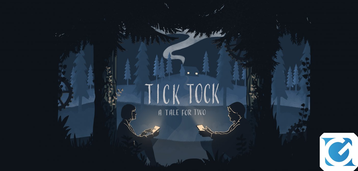 Tick Tock: A Tale For Two arriva a dicembre