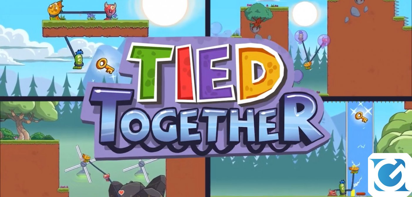 Tied Together è disponibile su Nintendo Switch