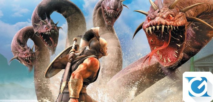 Titan Quest e' disponibile su console!