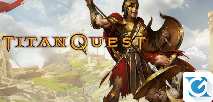 Titan Quest e' disponibile per Nintendo Switch