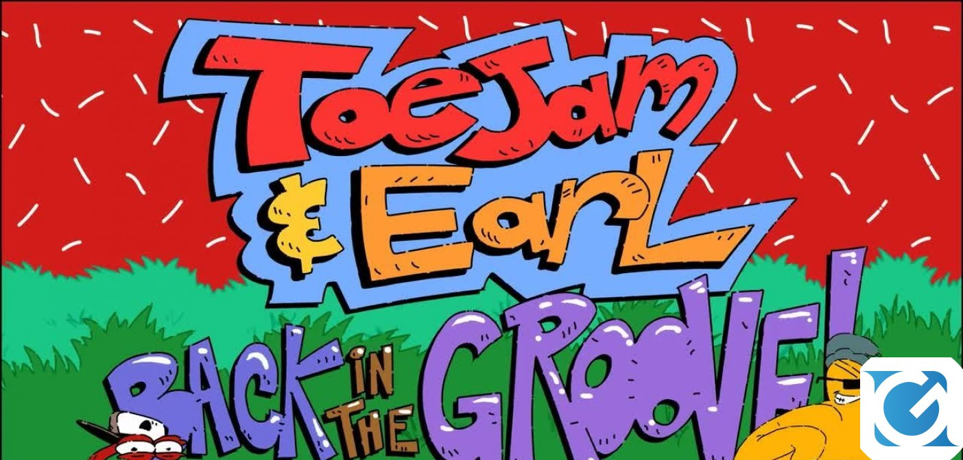 Nuovo trailer per ToeJam & Earl: Back in the Groove!