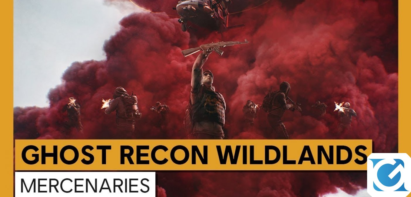 Tom Clancy's Ghost Recon Wildlands si arricchisce con la modalità Mercenaries