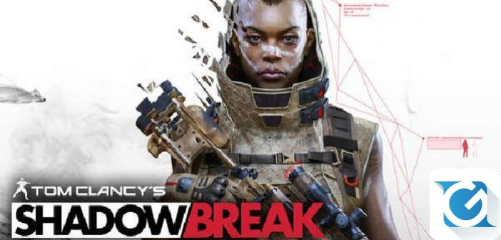 Ubisoft annuncia Tom Clancy's Shadowbreak