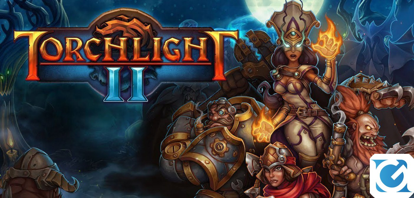 Torchlight II è ora disponibile per il pre-ordine su Nintendo Switch
