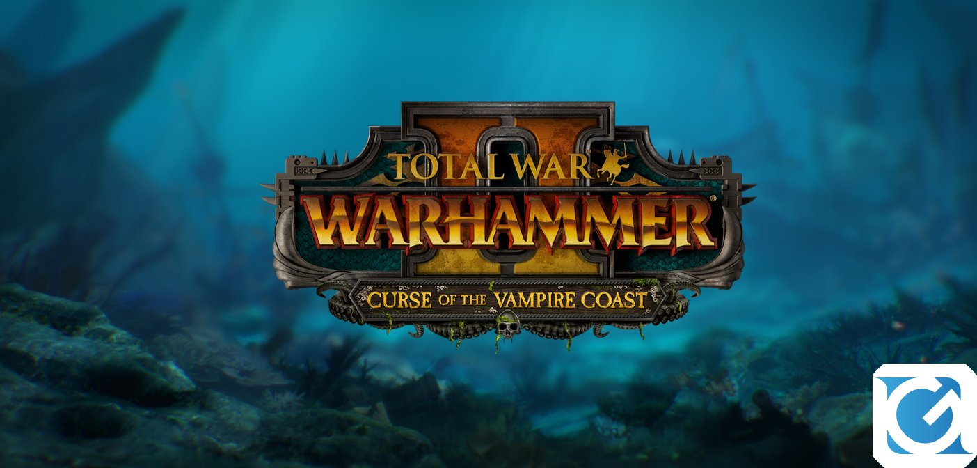 Curse of the Vampire Coast disponibile dall'8 novembre