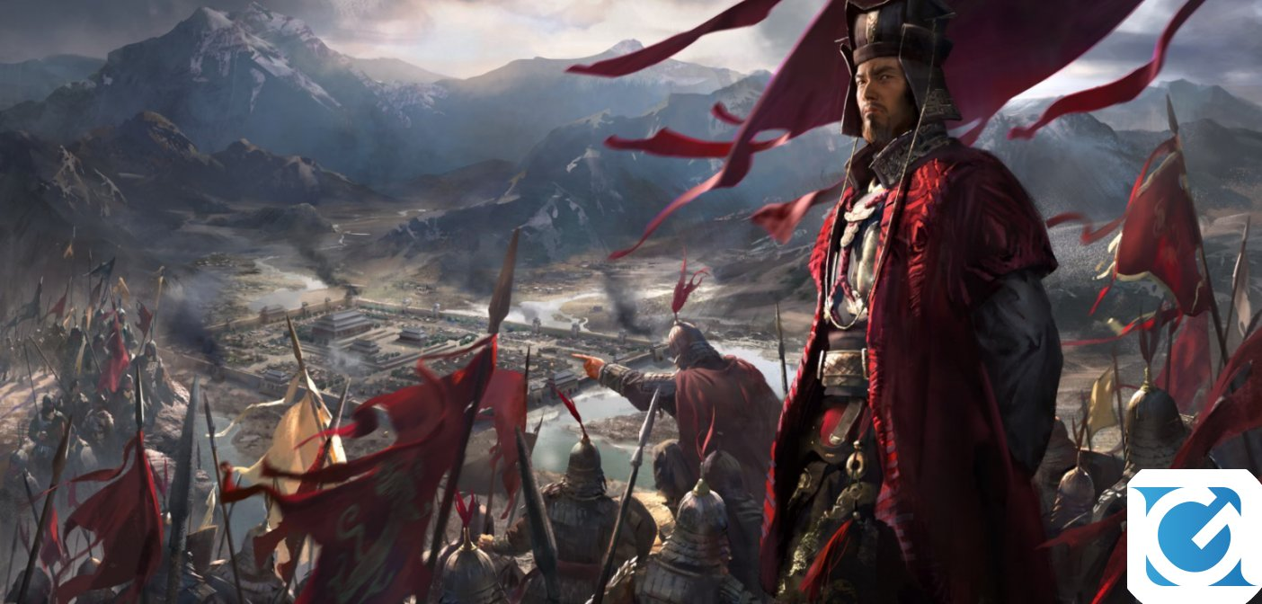 Total War: THREE KINGDOMS ha una nuova data d'uscita
