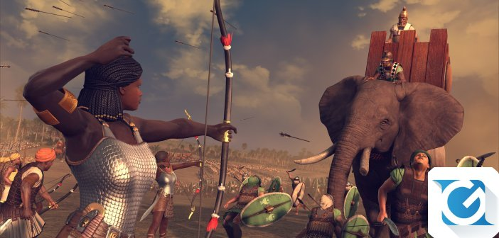 Total War: ROME II: arriva il nuovo Culture Pack