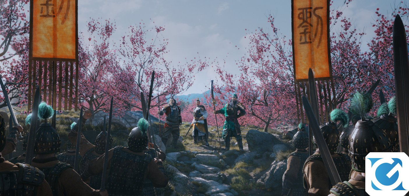 Nuovo trailer per Total War: THREE KINGDOMS