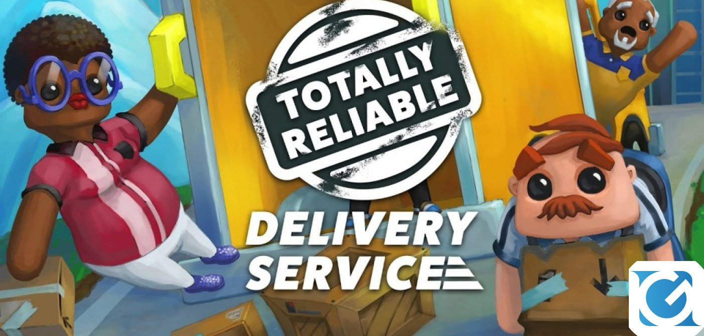 Totally Reliable Delivery Service arriva su tutte le piattaforme ad aprile