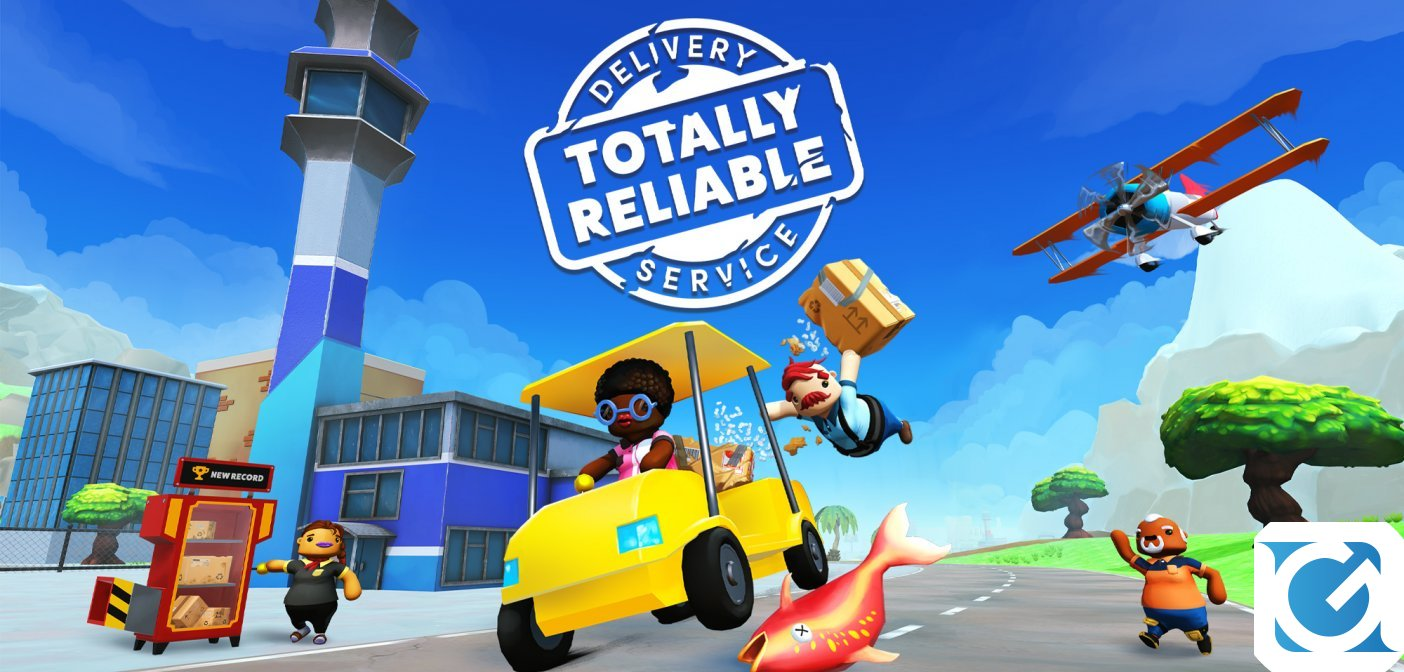 Recensione Totally Reliable Delivery Service - Consegne a gogo