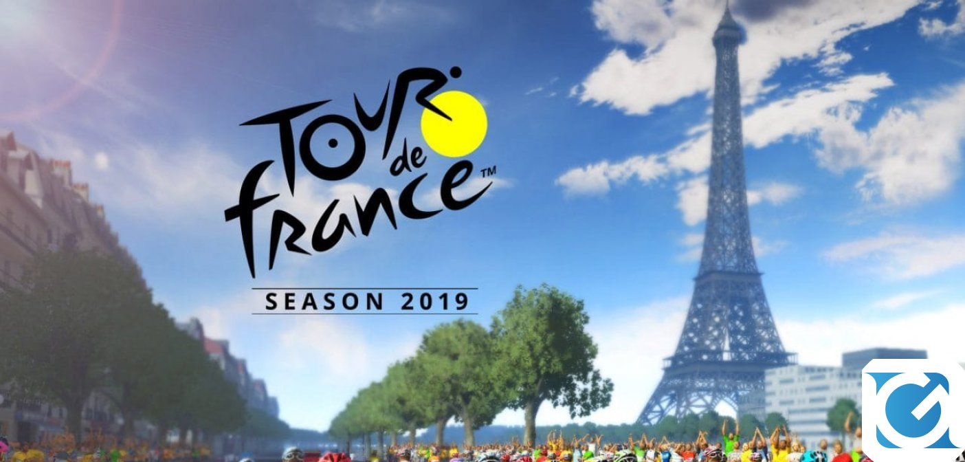 Tour de France 2019 è disponibile