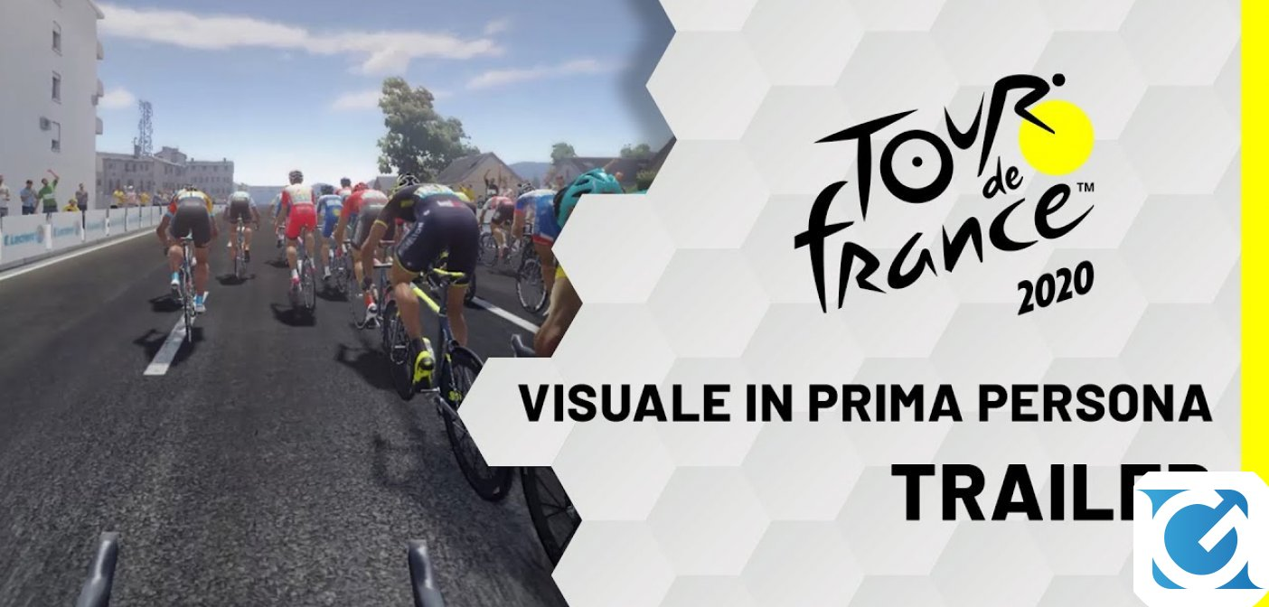 Tour de France 2020: ecco un nuovo video di gameplay