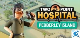 Two Point Hospital: Pebberley Island è disponibile su Steam