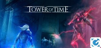 Tower of Time arriverà a fine mese su PC e console