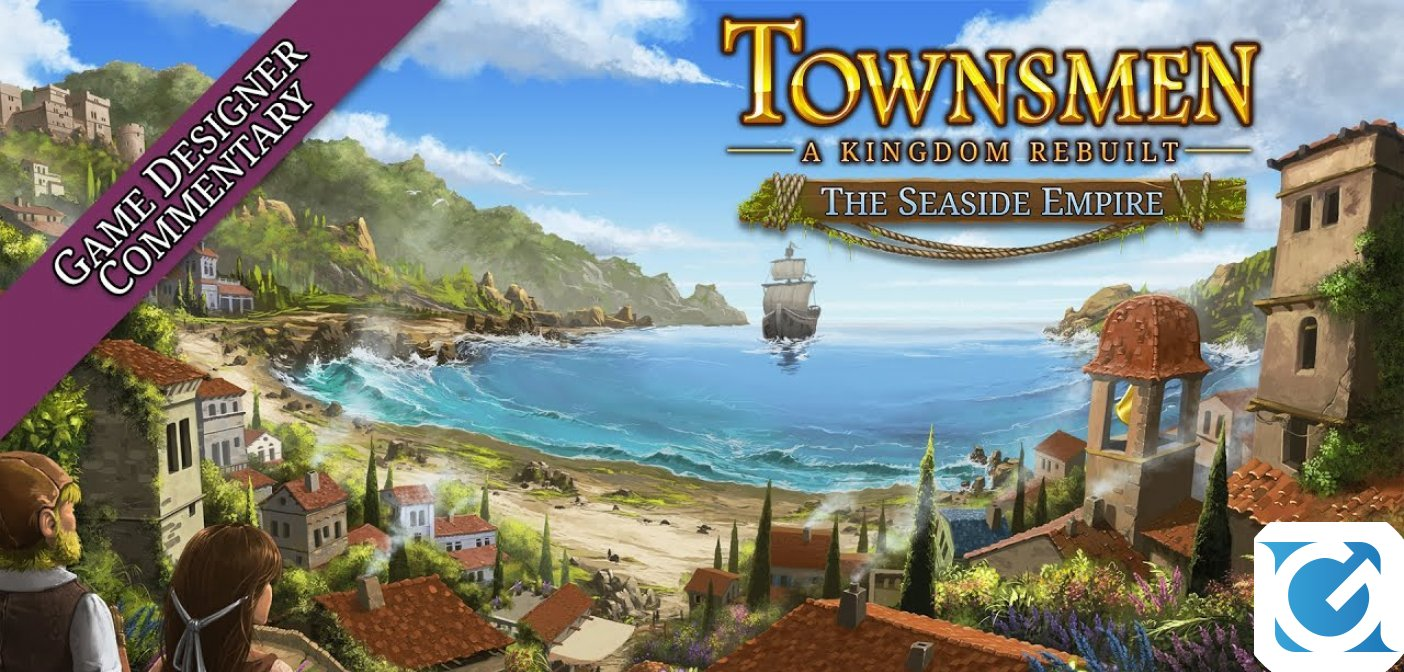 Townsmen - A Kingdom Rebuilt è disponibile per PS 4 e XBOX One