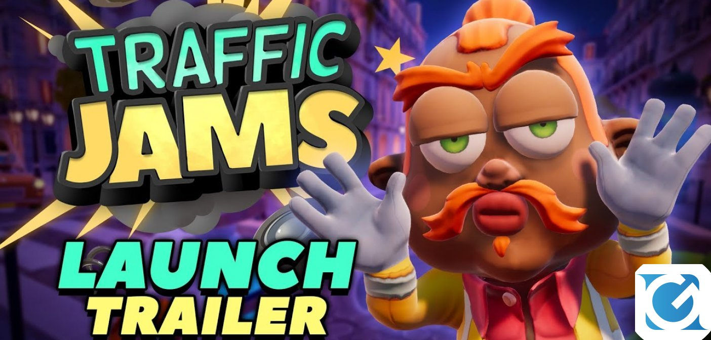 Traffic Jams è disponibile per Oculus Quest e PC VR