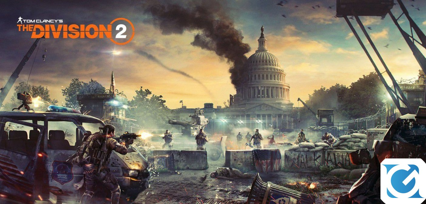 The Division 2 è giocabile per i possessori della Gold Edition