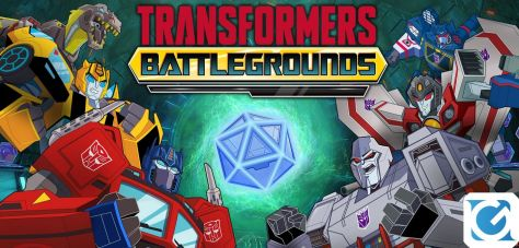 Recensione Transformers: Battlegrounds per XBOX One - Strategia e robottoni!