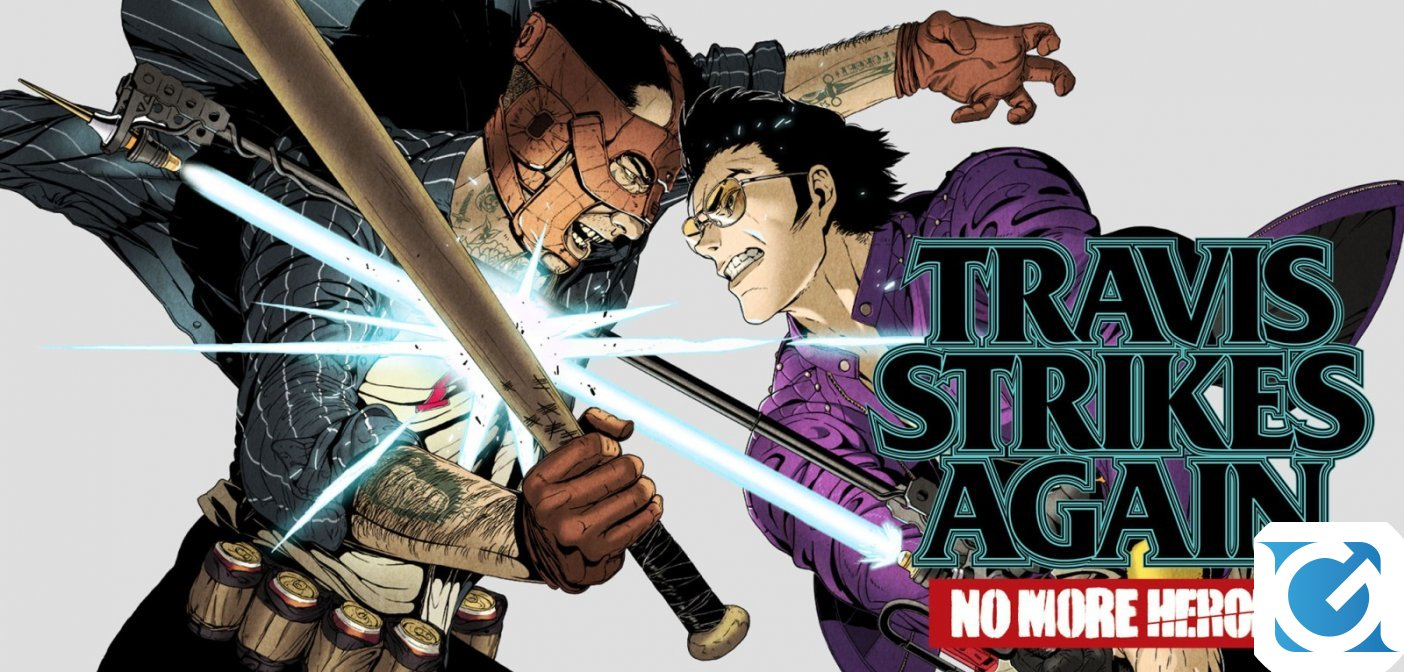 Travis Strikes Again: No More Heroes è disponibile su Switch