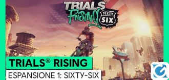 Sixty-Six è disponibile per Trials Rising