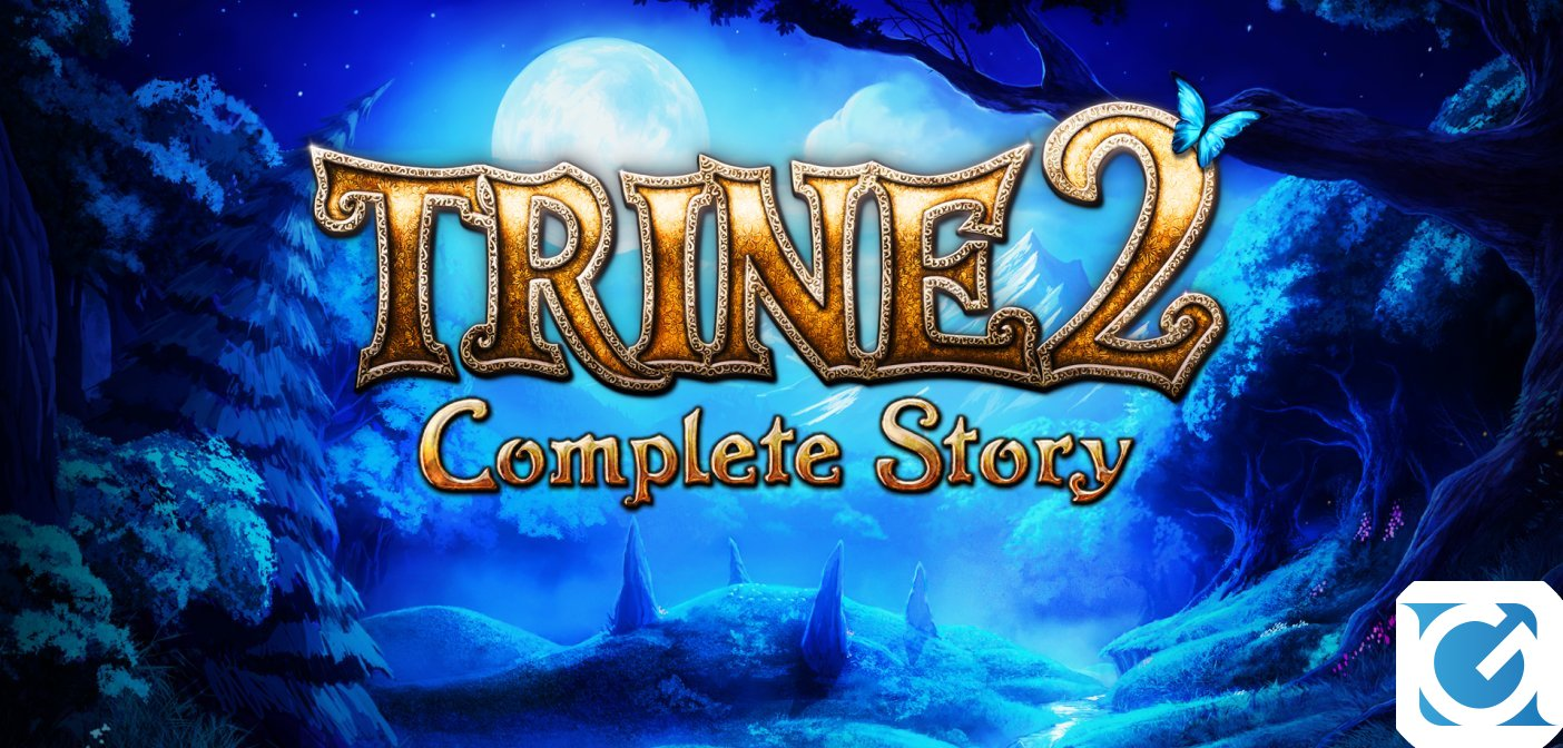 Trine 2: Complete Story è disponibile su Switch