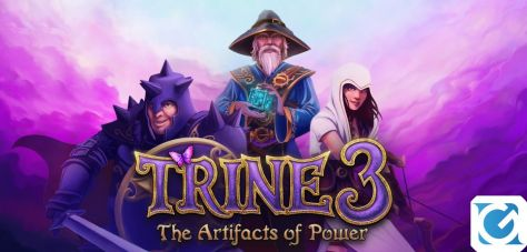 Recensione Trine 3: The Artifacts of Power per Nintendo Switch - Non c'è due senza tre!