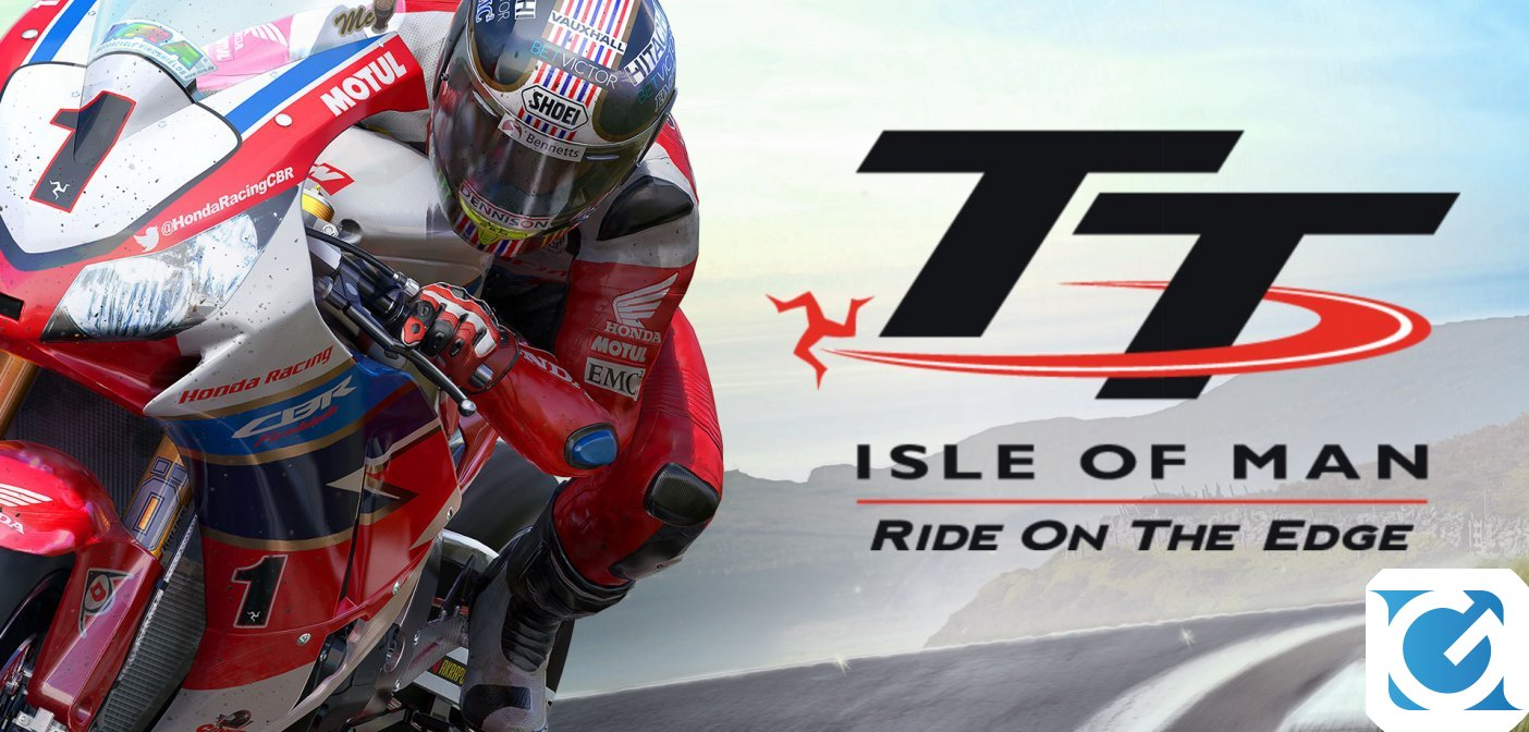 TT Isle of Man è in arrivo per Nintendo Switch