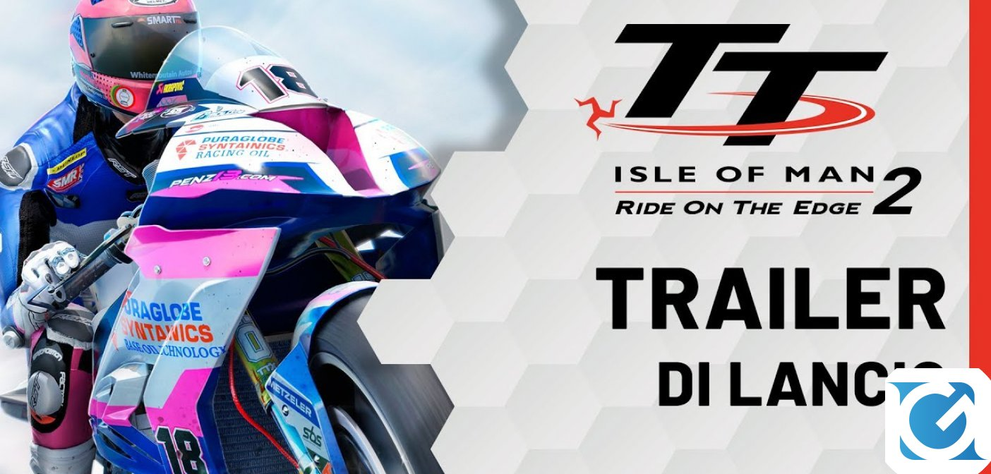 TT Isle of Man – Ride on the Edge 2 è disponibile su PC e console: ecco trailer di lancio